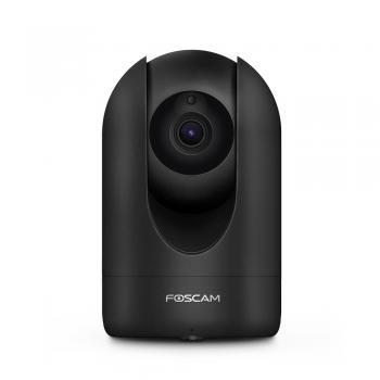 Foscam R2M 2MP pan-tilt camera (zwart)